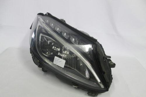 2016 Mercedes  C Class  W205 Right LED Headlight