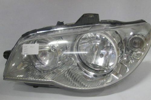 2010 Fiat Palio LHS headlight
