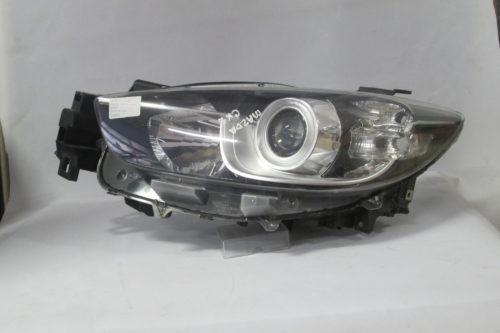 Ford  Fiesta 2016  Right Headlight  LED running light, non-xenon