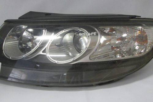 2010 Hyundai Santa Fe LHS headlight