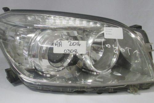 Toyota RHS headlight